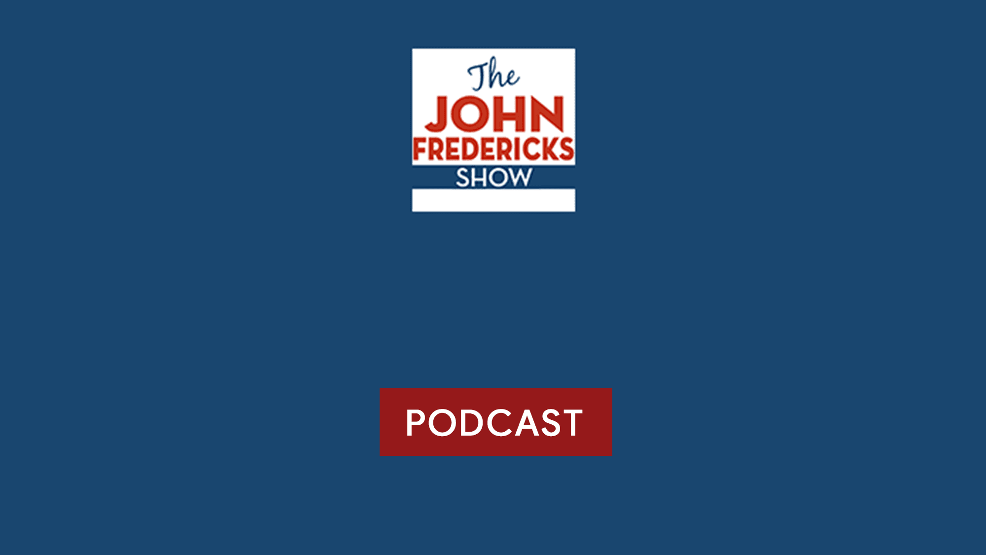 jfr podcast banner