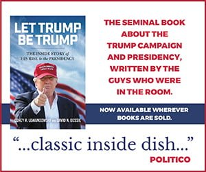 Let Trump Be Trump (Book)