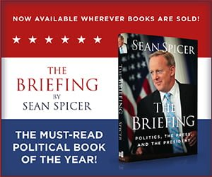 Sean Spicer The Briefing